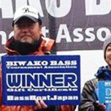 ウインターシリーズ第2戦結果(琵琶湖)