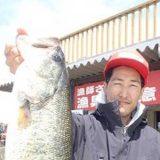 お客様からの釣果:竹中様~ 西の湖で50up!!
