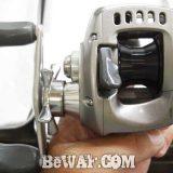 オーバーホール日記#107:ダイワ TD-Z 105HL  修理&洗浄
