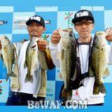 琵琶湖バスフィッシングガイドリポート ~上杉様~ 45cm