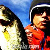 お客様からの釣果:内田様~琵琶湖で25~30cm ポロポロ
