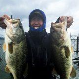 お客様からの釣果:竹中様~ 琵琶湖で53x51cm!!