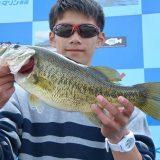 tweet釣果:ジグで50アップ!! (琵琶湖)