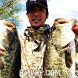 お客様からの釣果:大阪の佐々木様~ジグで56x54cm!!