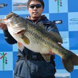 ナナマル 70cm!! (5900g)琵琶湖モンスター!! (ビワコマリン)