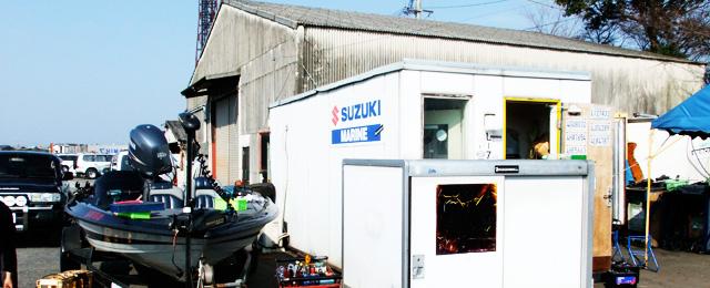 琵琶湖周辺おすすめボート修理店 (マッスルマリン/ワークスハセガワ) 4