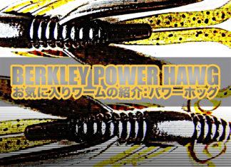 パワーバルキーホッグ・3inch (Berkley/バークレー)