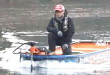冬の亀山ダムを攻略!! (川島勉) 3