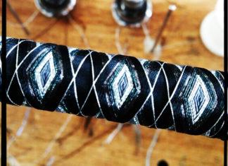 ロッドの飾り巻き(RIPRAP)