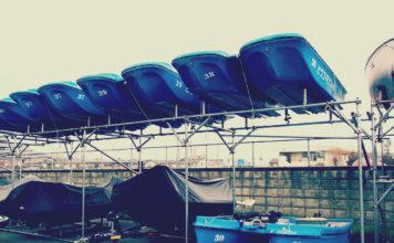 琵琶湖南湖おすすめレンタルボート (ビワコマリン南店)