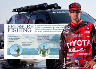 大気圧と釣果の関係について(マイクアイコネリ)