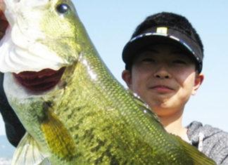 tweet釣果:オカッパリ大会 40cm x 46.5cmで優勝!!(琵琶湖)