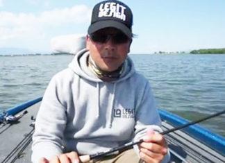 5-6月に琵琶湖で有効なタックルと釣り方~ライトキャロ編~ (平村尚也)