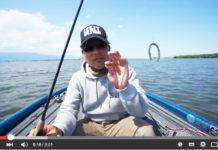 5-6月に琵琶湖で有効なタックルと釣り方~ダウンショット編~ (平村尚也) 1
