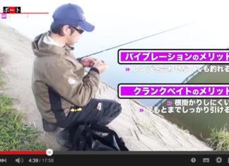 遠賀川でおかっぱり動画!! (小森嗣彦)