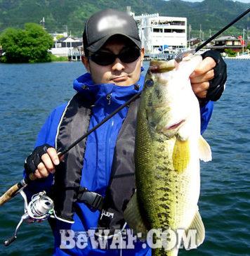 琵琶湖バスフィッシングガイドリポート~西村様~ 19