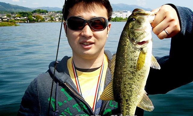 琵琶湖バスフィッシングガイドリポート~庄田様~ 18