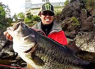 62cm!! 5590g!! 河口湖モンスター収録!! (nenkatsu)
