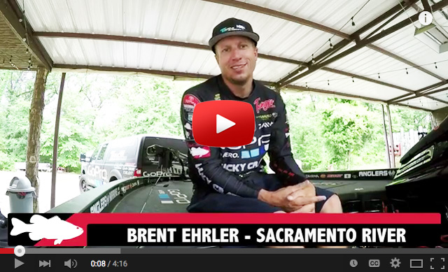 Brent Ehrlers 2015 BASS Elite Series Sacramento River-1