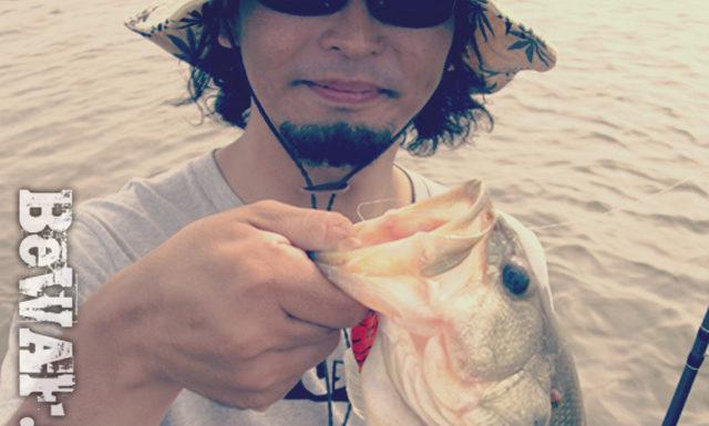 琵琶湖バスフィッシングガイドリポート ~川様~ 1