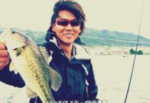 琵琶湖バスフィッシングガイドリポート~松尾様~ 9