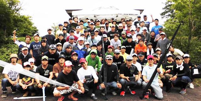 ノリーズカップ in 亀山ダム 6月21日(ノムラボート)