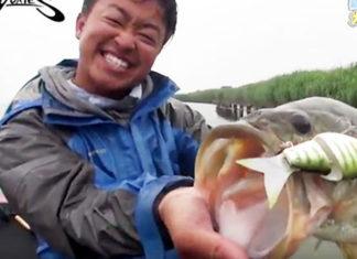 琵琶湖東岸をハードベイトで攻略!! (諸富真二)