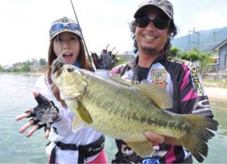 バスロイド実釣動画 in 琵琶湖 (前山智孝)