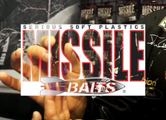 Missile Baits から 新色「GP3」 (ICAST 2015)