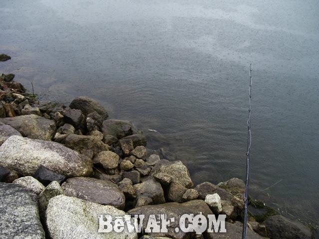biwako bass turino blog map chouka 4