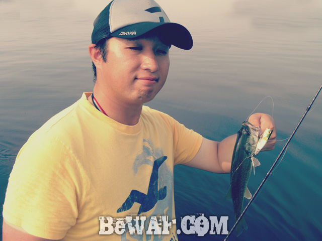biwako nishinoko ibanaiko bass fishing guide chouka 5