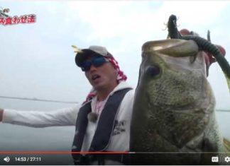 7月の琵琶湖を攻略!! (前田純)