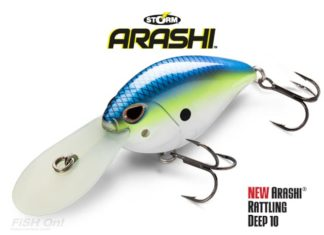 ARASHI・ディープクランク!! (ICAST2015)