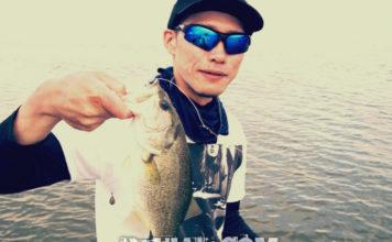 琵琶湖バスフィッシングガイドリポート ~里様~ 35cm 11