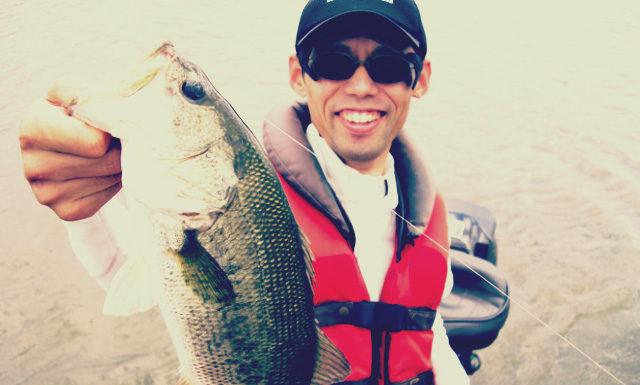 琵琶湖バスフィッシングガイドリポート ~是枝様~ 43cm 11