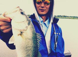 琵琶湖バスフィッシングガイドリポート ~清水様 DAY 1~ 41cm