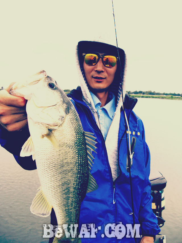 biwako bass fishing guide chouka shousai 14