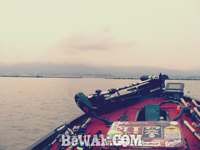 biwako bass fishing guide chouka shousai 15