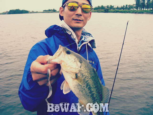 biwako bass fishing guide chouka shousai 19