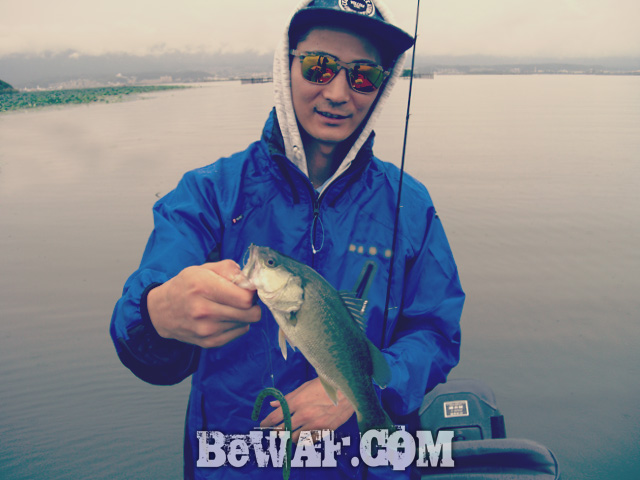 biwako bass fishing guide chouka shousai 7