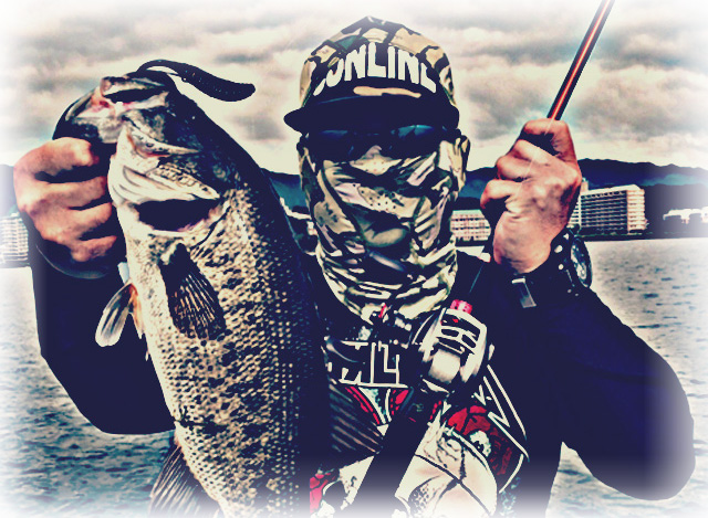biwako bass fishing guide chouka shousai kanou-sama