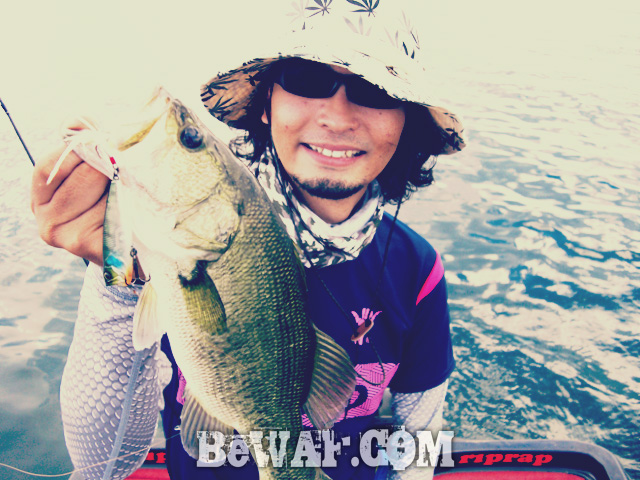 biwako bass fishing guide gekiyasu rental 36