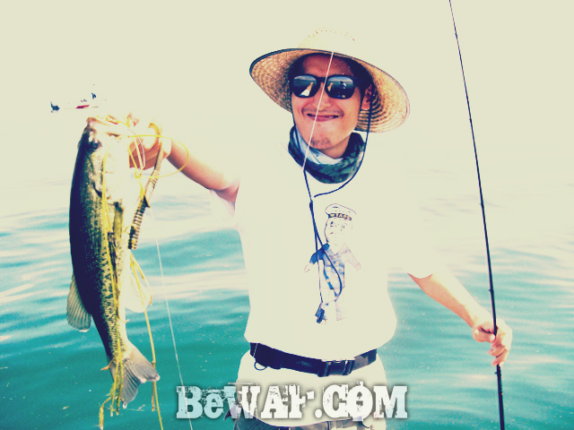 biwako black bass evergreen guide daiwa zillion 14