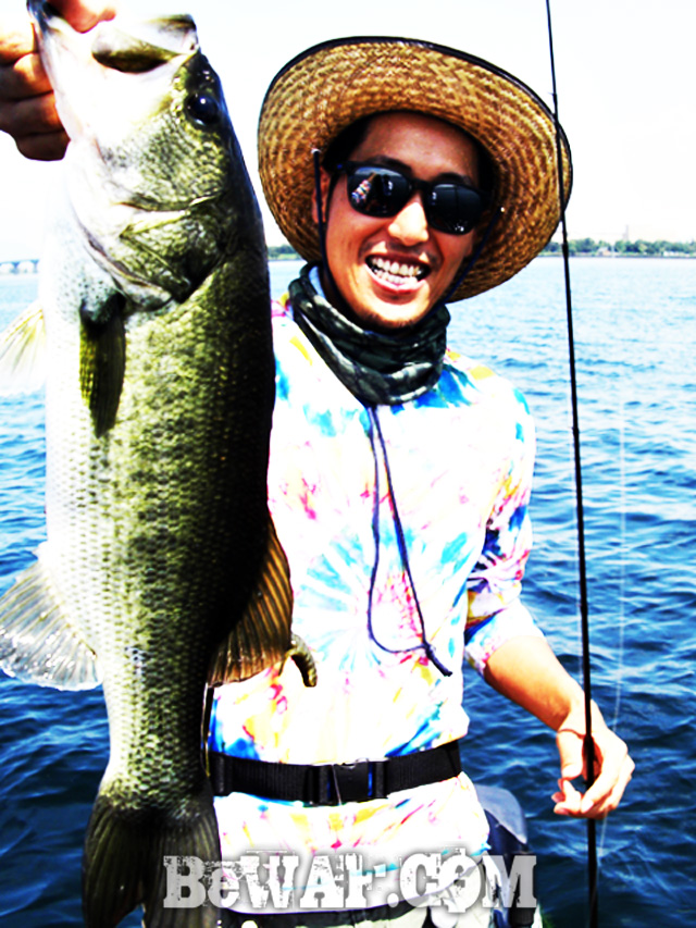 biwako black bass evergreen guide daiwa zillion 18