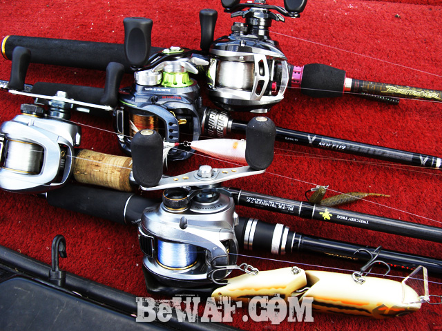 biwako black bass jackall deps guide1