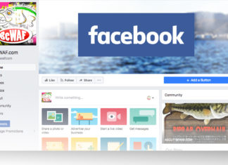 """""""BeWAF.com""""フェイスブックもよろしくお願いします。"""