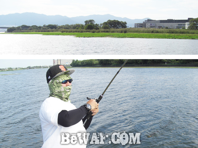 biwako bass fishing guide blog shousai 24