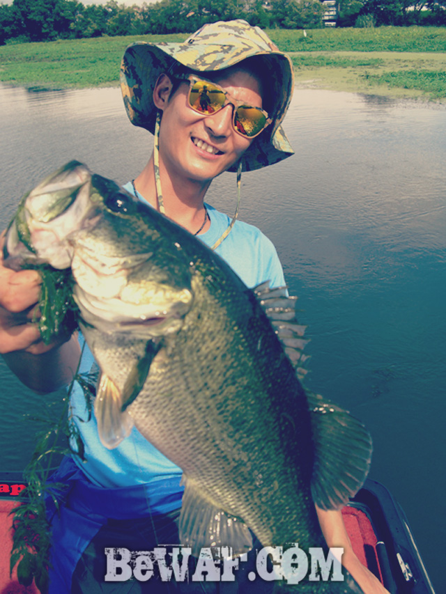 biwako bass fishing guide chouka shousai 19