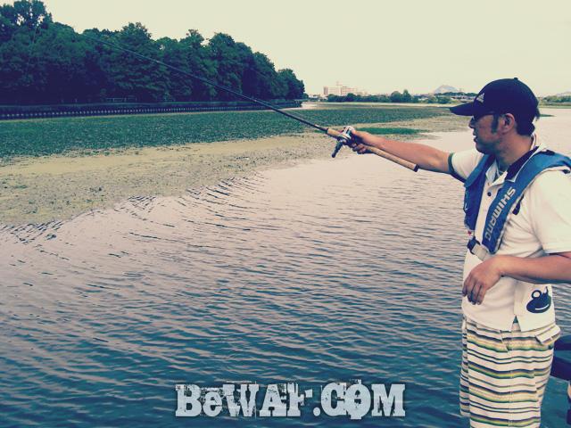 biwako bass guide chouka jackall lure 8