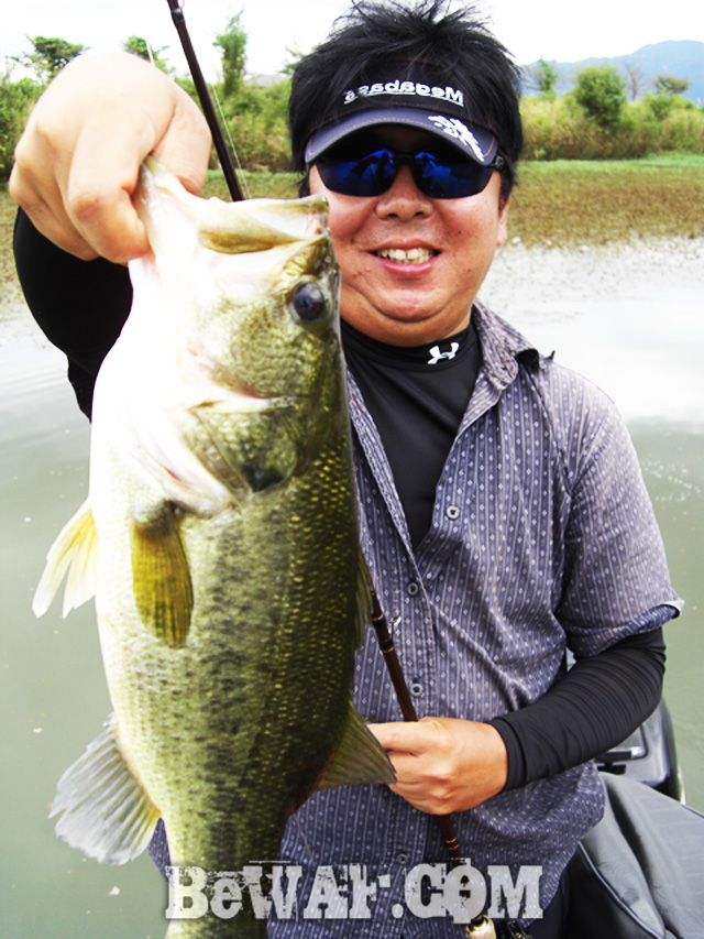 biwako bass turi chouka aki natu 18